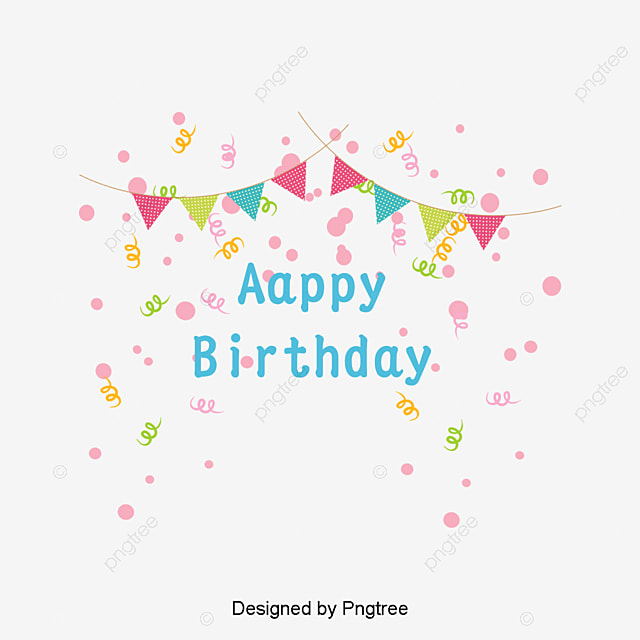 Birthday Cake Free Vector Graphics