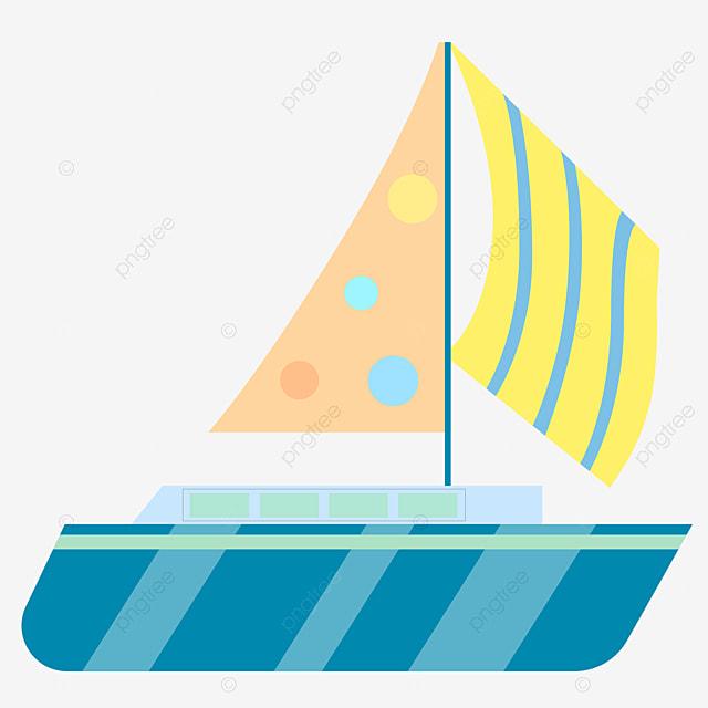 voile de voilier un dessin anim u00e9 navires bateau png et
