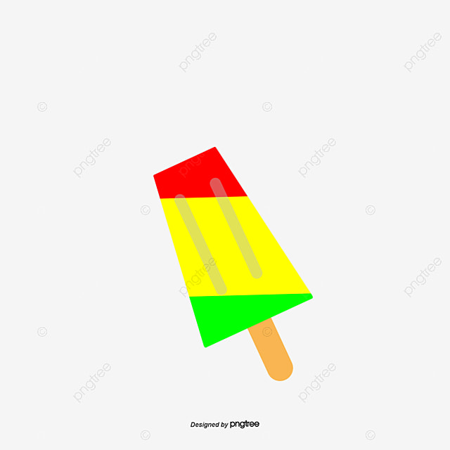 Fresh Ice Cream Stick In Summer Wallpaper Vector: Pink Popsicles Vector, Hand, Pink, Popsicle PNG And Vector