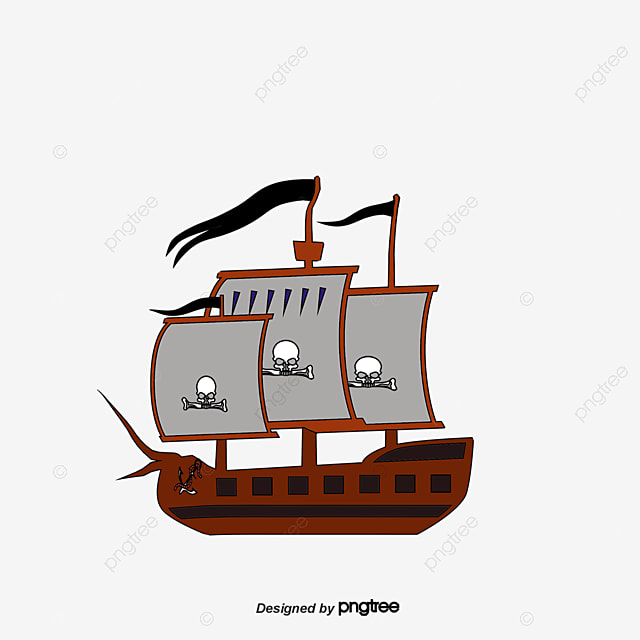 wooden pirate ship vector png ships wooden boat png and