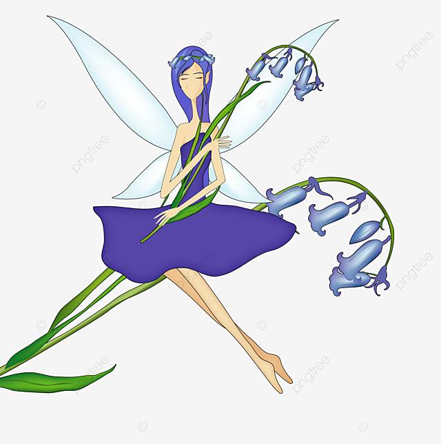 Cartoon Fairy, The Flower Fairy, Flower Fairy, Fairies PNG and ...