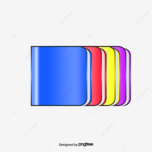 color book colour books cartoon account book free png and vector