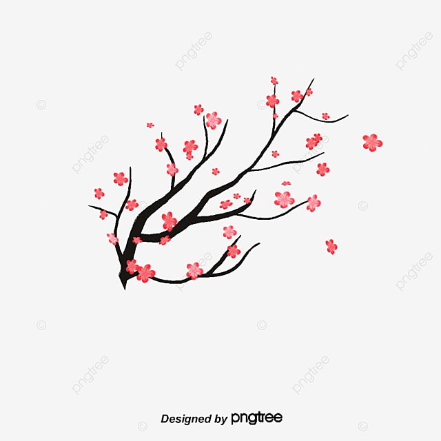 Free Japanese Cherry Blossom Tattoo Designs