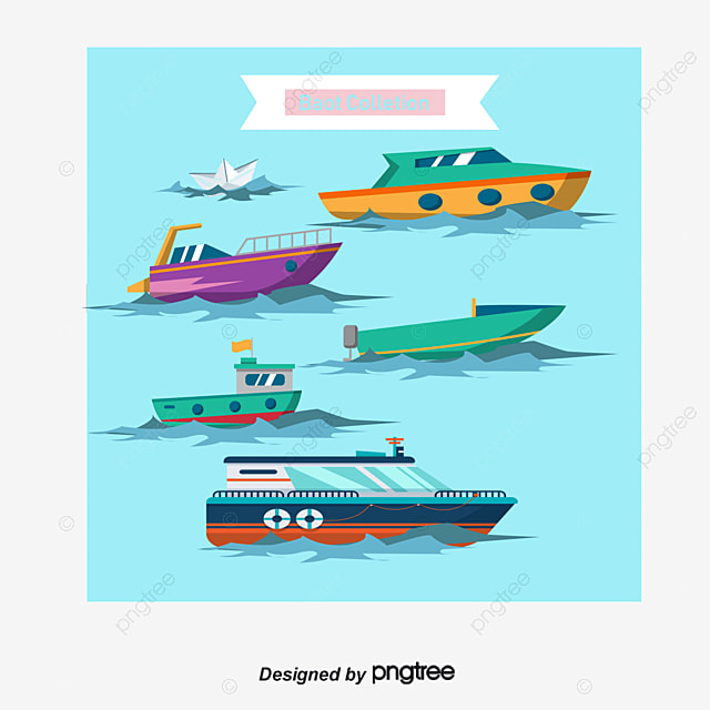 vector boat material ship ship cartoon ship png and vector for rh pngtree com boat vectra 191s 2005 boat vector image