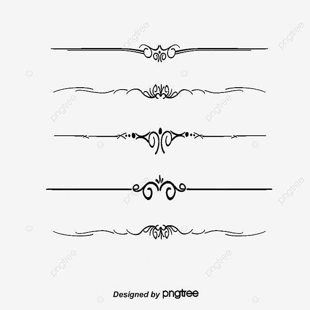 l islam de d u00e9coration motif bordure noir fichier png et