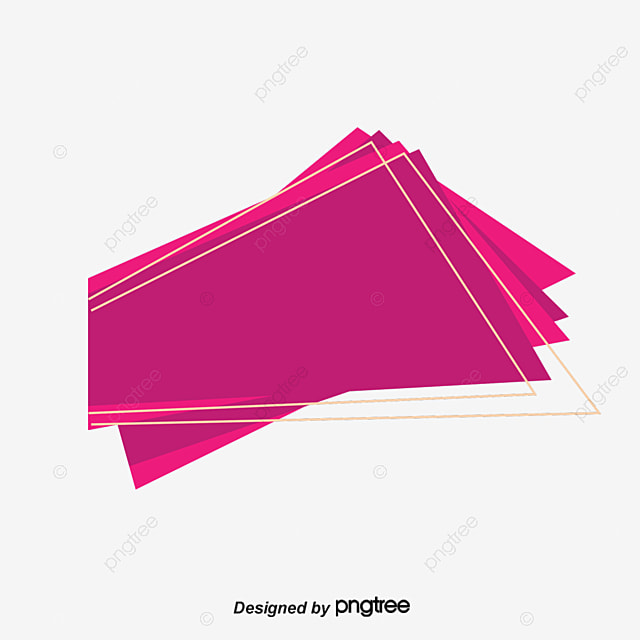Graphic Design Shapes Vector