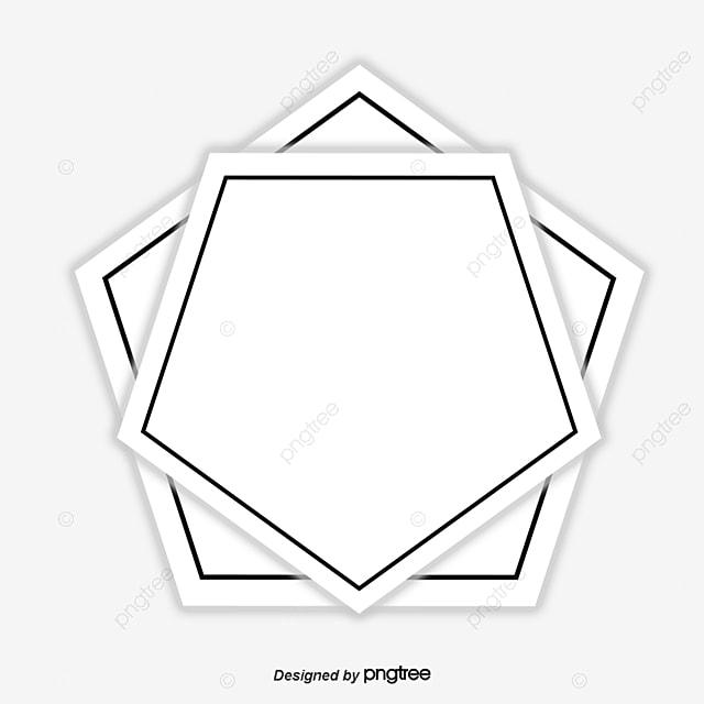 Black Lines, Triangular Decorative Patterns, Geometry Border ...
