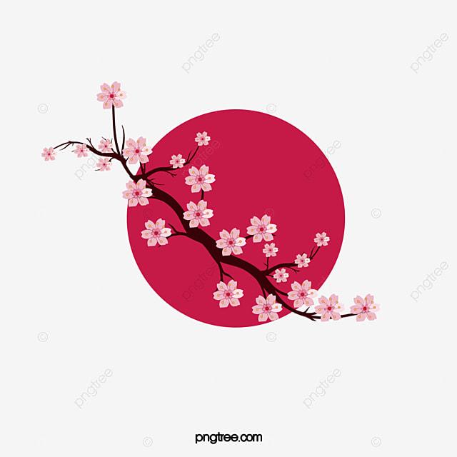 romantic sakura cherry blossoms japan tourism japan tour png rh pngtree com Japanese Cherry Blossom Oil Painting Japanese Cherry Blossom Oil Painting