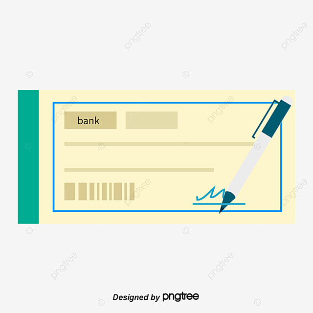 Blue Cheque Book Vector Png Check Blue Check Png And