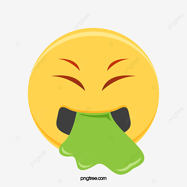 des nauses et vomissements emoji gratuit png et vecteur - Dessin Emoji