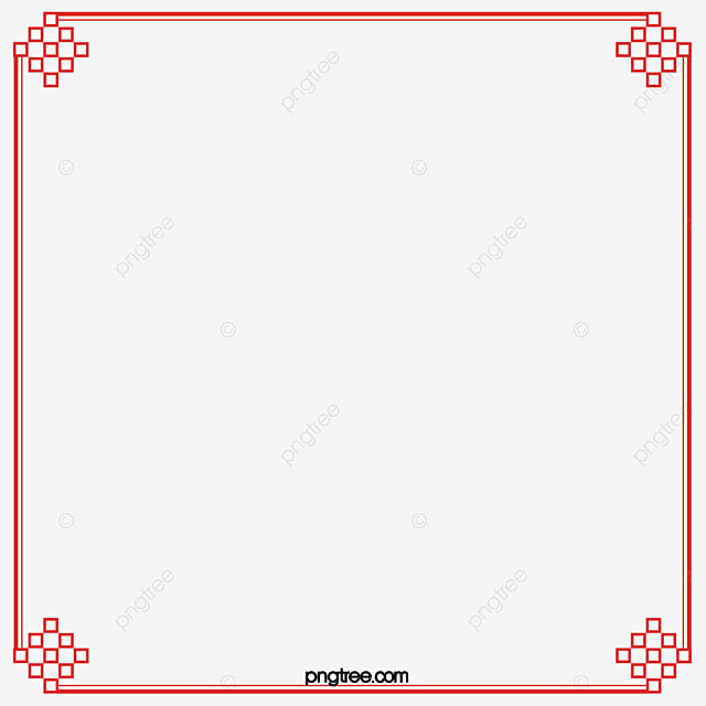 style de cadre bordure chinois bordure png et vecteur pour