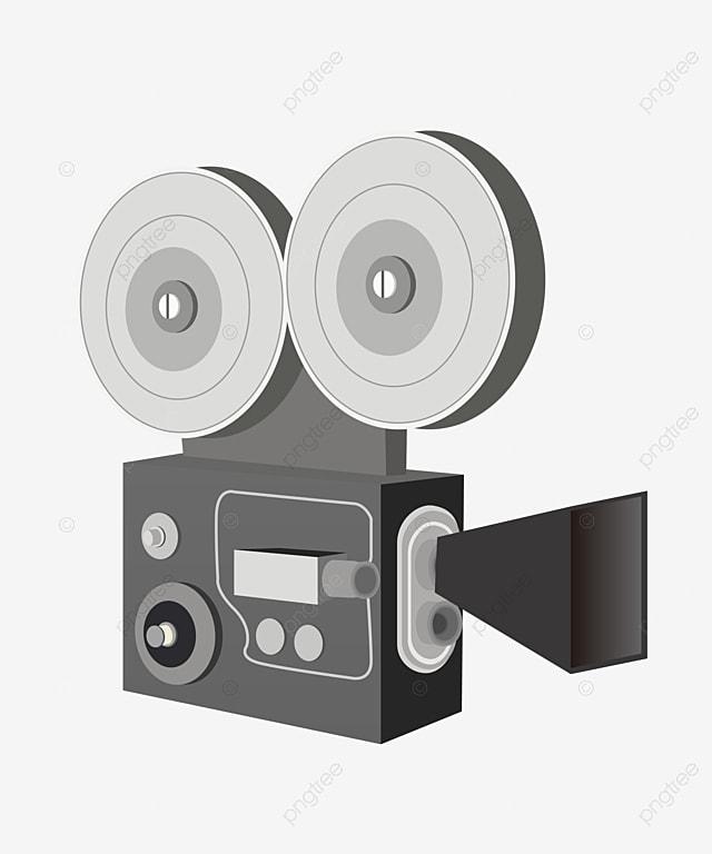 Carte de cam ra noir de journalisation d ic nes gardien de - Clipart cinema gratuit ...