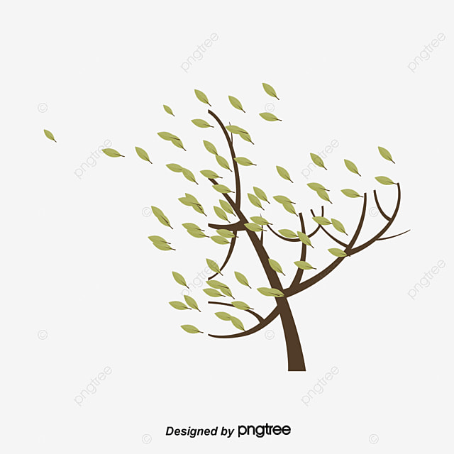 The Falling Leaves Vector Png Branch Leaf Png And