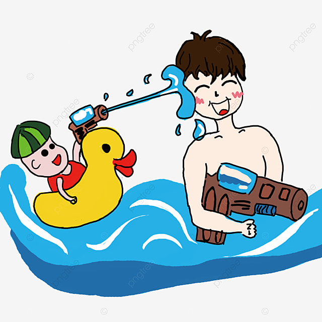 Image result for swimming now clipart
