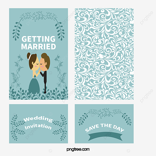 Wedding Card Groom Template Free Png And Vector