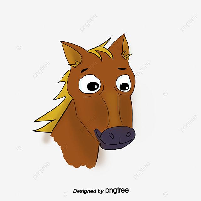 le cheval reste meng la t u00eate de cheval dessin m u00e9chant