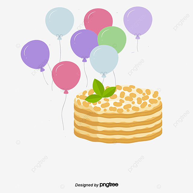 Exquisite Birthday Cake Birthday Clipart Cake Clipart Vector Png