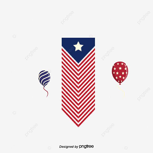 Diseño De La Bandera Americana Bandera De Los Estados Unidos En El