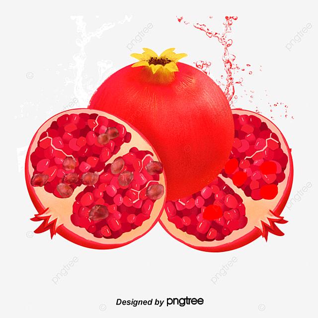 Fruta de la granada, De Gules, Granada, Frutas PNG y PSD