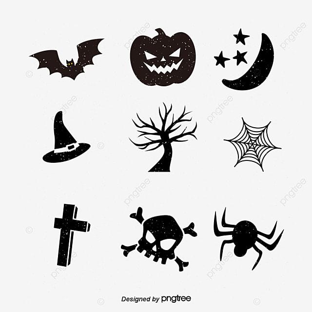 Patrones De Dibujos Animados De Halloween Halloween Halloween Bash ...