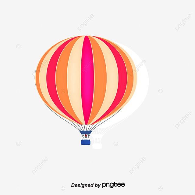 stripe balloon vector png hot air balloon tourism png and vector rh pngtree com hot air balloon clip art color sheets hot air balloon clip art to print