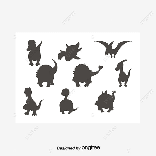 Shadow Dinosaurs 3483274 on graphic e