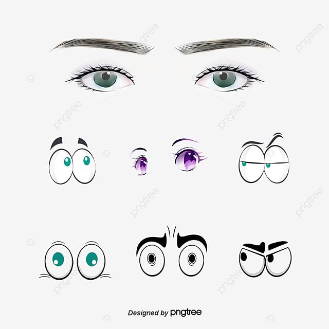 картинка для детей глаза