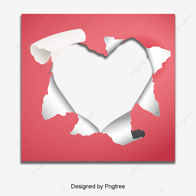 Vector Heart Pepero Love Love Hole Png And Psd