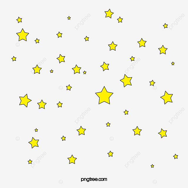 twinkling star  star clipart  starry curtain png image and yellow star clipart yellow star border clipart