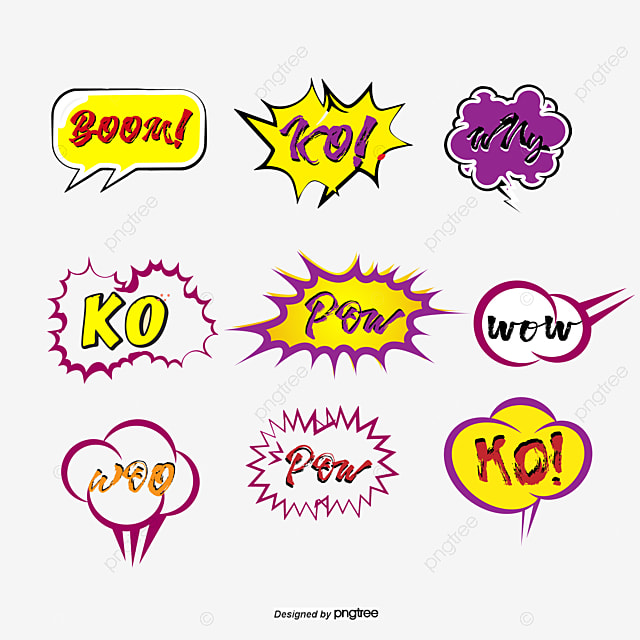 cartoon explosion vector bubble pop art blast png and vector for rh pngtree com explosion vector art explosion vector image