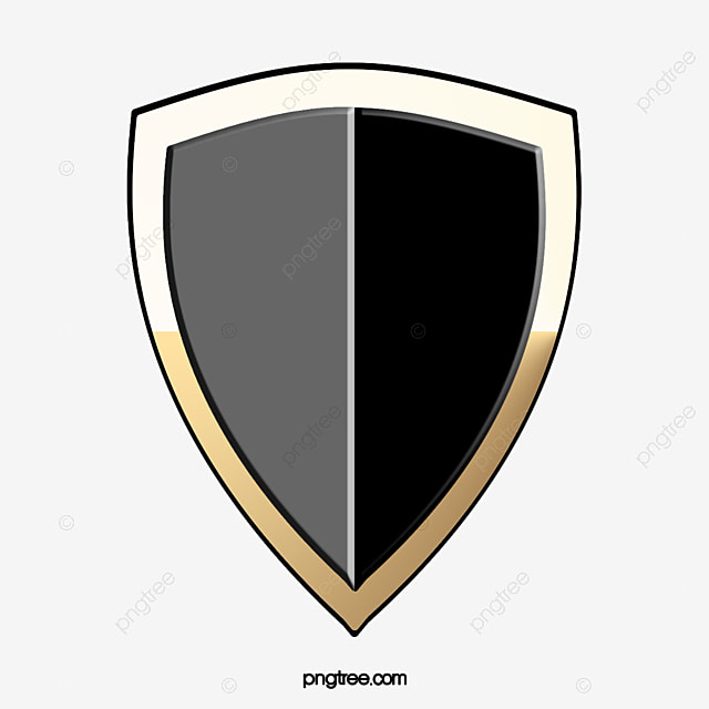 black atmospheric shield black shield concise logo