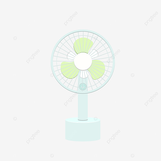 Mini Fan Small Electric Fan And Vector For Free Download