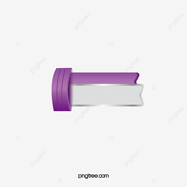 purple tag banner banner clipart purple label simple banners png