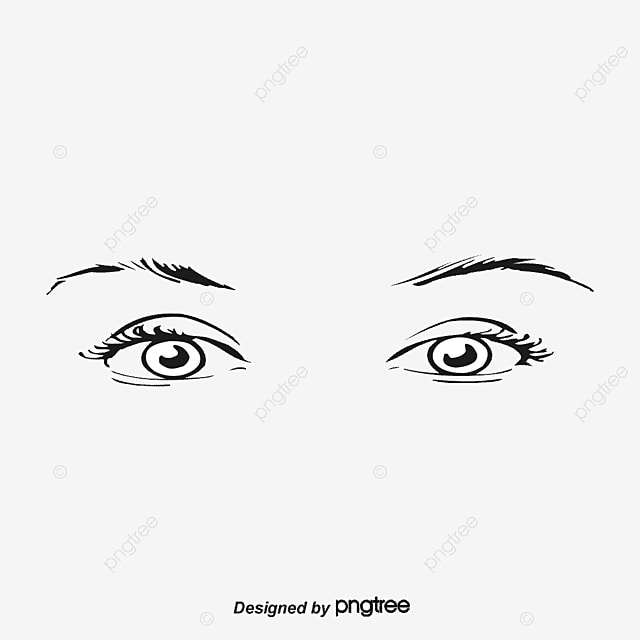 the eye vector of blinking eyes originality simple eye eye simple