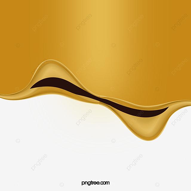 Curva De Oro Marco Marco Dorado La Curva Patron Decorativo