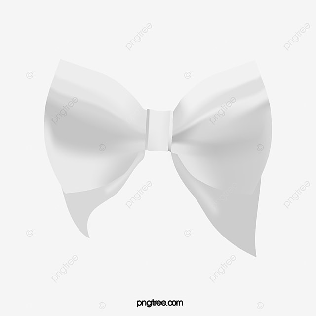 Silver Bow, Bow Clipart, Simple Lace PNG Image and Clipart ...  Silver Bow, Bow...