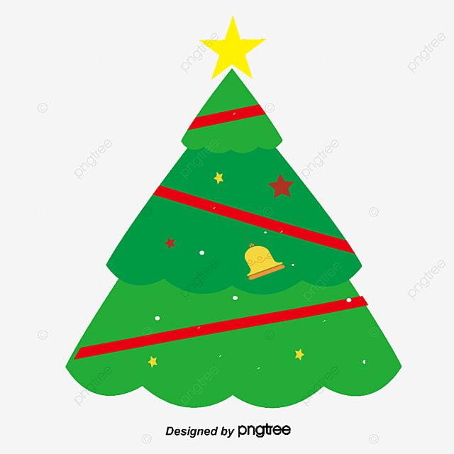 Natal Verde árvore De Natal Vector Png A árvore De Natal
