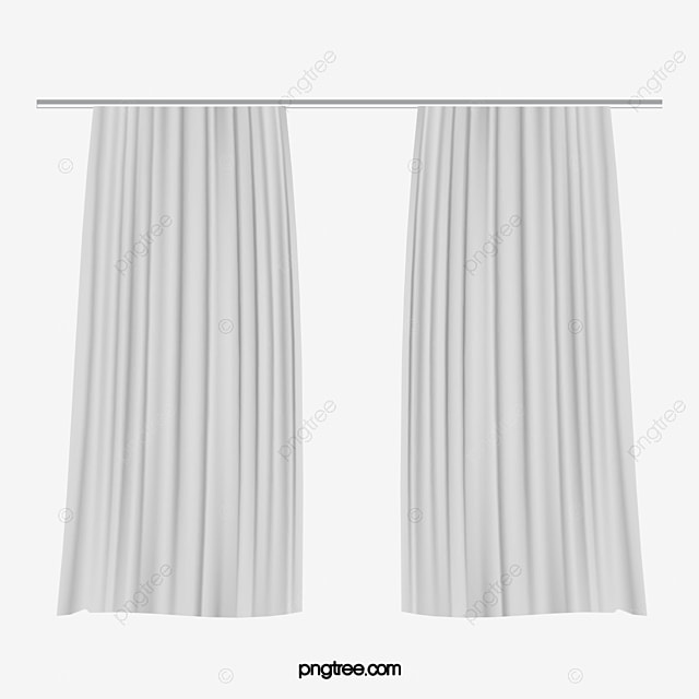 white elegant curtain material object window curtains