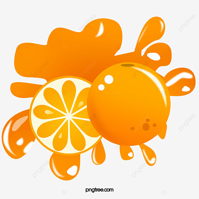Dibujos De Frutas De Color Naranja Cartoon Frutas Orange Png Y