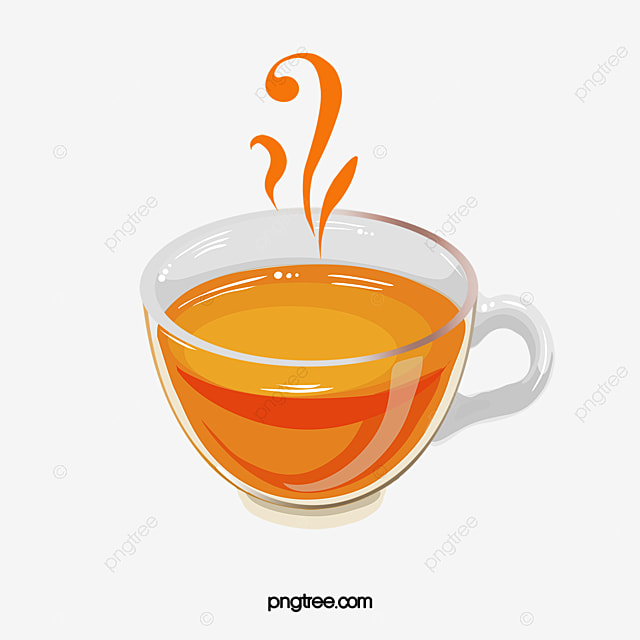 black tea tea cup png and vector for free download