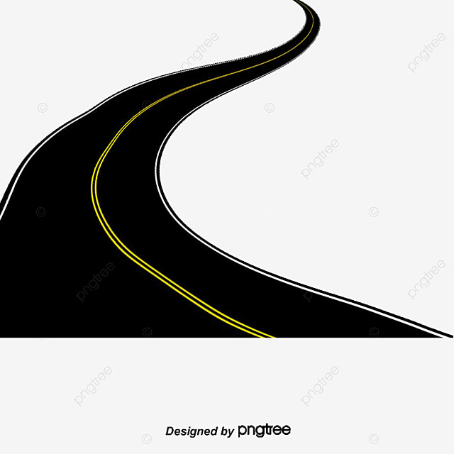 background road clipart 40 - photo #36