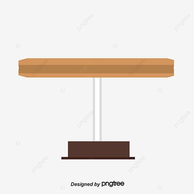 Cartoon School Desks Desk Free Png And Vector