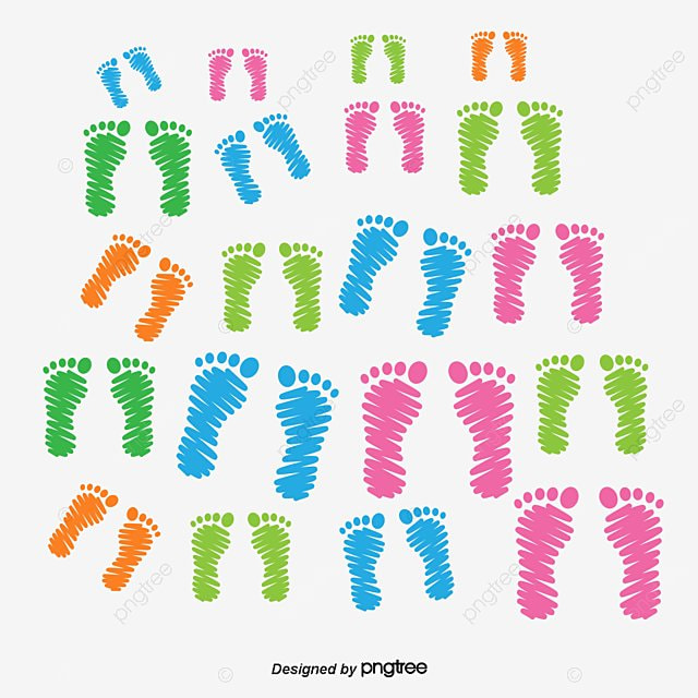 footprint imprinted footprint imprinted footprint vector png and rh pngtree com footprint vector free download footprint vector image