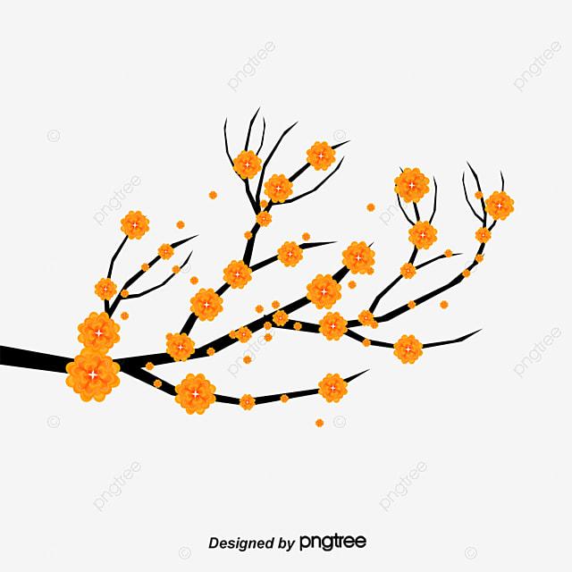 Ramo De Flores Png Desenho