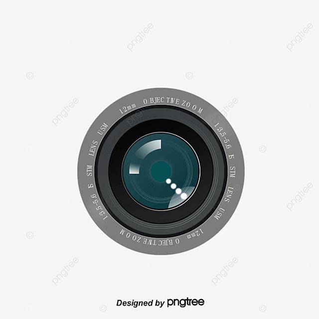Camera Aperture Vector