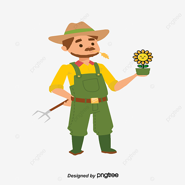 Resultado de imagen de jardinería dibujo