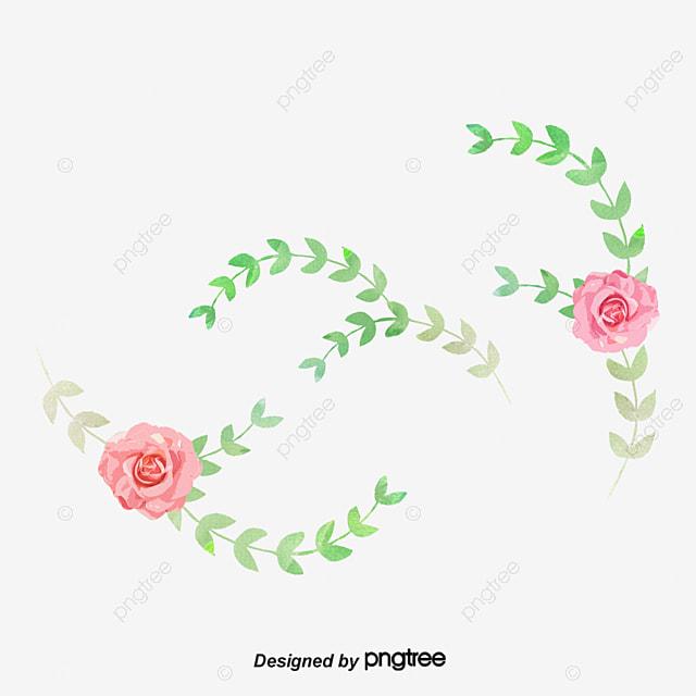 watercolor flowers watercolor flowers watercolor vector
