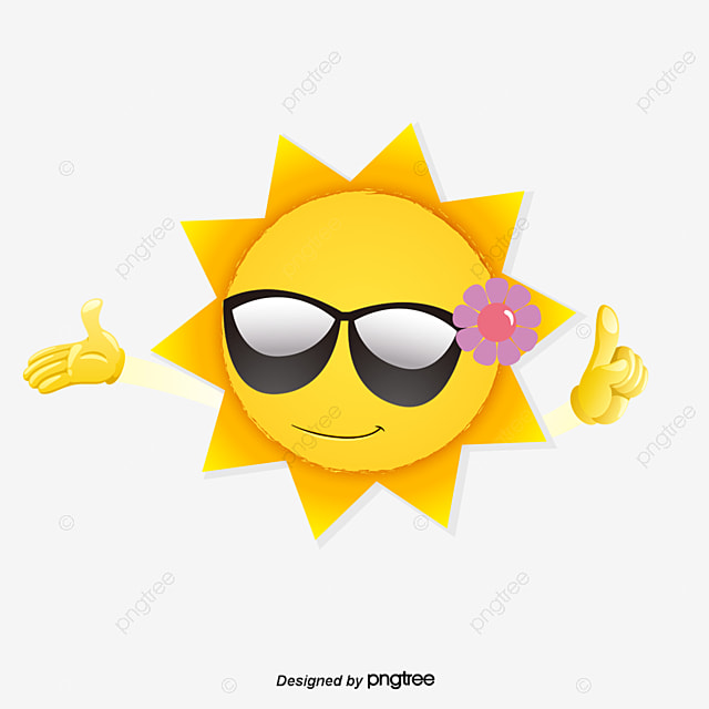 cartoon smiling sun vector illustration cartoon sun sun sun smile rh pngtree com summer solstice 2017 clipart happy summer solstice clipart