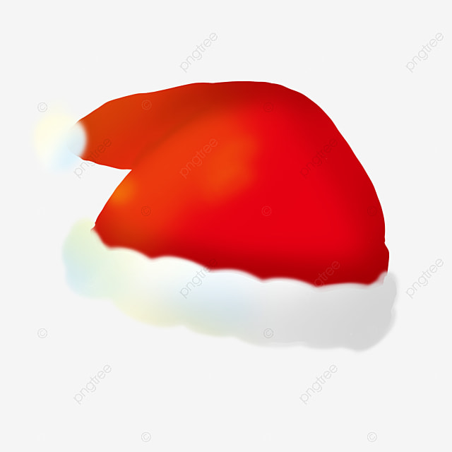 Christmas Hat Vector Png.Cute Christmas Hat Vector Elements Cute Christmas
