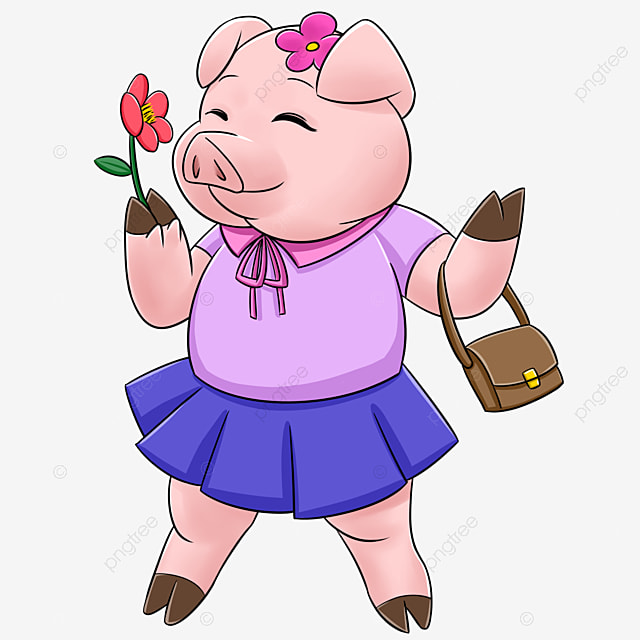 Peppa Pig, Clipart Issue, Fan Art PNG Transparent Clipart Image and
